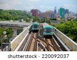kaohsiung mass rapid transit ... | Shutterstock . vector #220092037