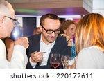 moscow   june  25  film... | Shutterstock . vector #220172611