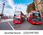 london   aug 23  2013  london's ... | Shutterstock . vector #220199785