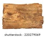 old wood planks textures... | Shutterstock . vector #220279069