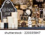 extravagant halloween... | Shutterstock . vector #220335847