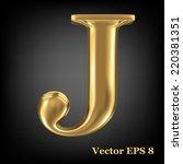 golden shining metallic 3d...