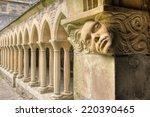 iona abbey  scotland | Shutterstock . vector #220390465