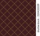 geometric modern vector... | Shutterstock .eps vector #220420339