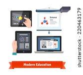Modern Technology In Education...