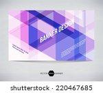 vector abstract horizontal...   Shutterstock .eps vector #220467685