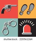 vector illustration icon set of ...