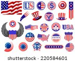 American Patriotic Badges ...