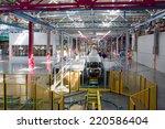 yelabuga  russia   may 12  2014 ... | Shutterstock . vector #220586404