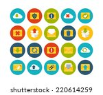 flat icons set 7   mail and...