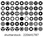 set of circles