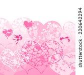 heart    Shutterstock . vector #220642294