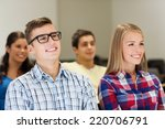 education  high school ... | Shutterstock . vector #220706791