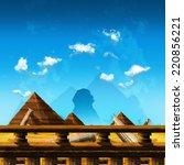 egypt fantasy scenery