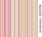 Retro  Seamless  Stripe Patter...