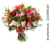 Freesia Flowers Bouquet...