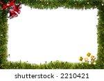christmas still life isolated... | Shutterstock . vector #2210421