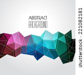 abstract background | Shutterstock .eps vector #221082181