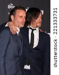 ������, ������: Andrew Lincoln Norman Reedus