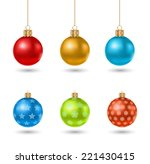 Christmas Ball Toy Icon Design...