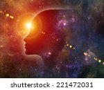 mind geometry series. creative... | Shutterstock . vector #221472031
