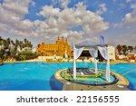 best rest in magnificent hotel... | Shutterstock . vector #22156555