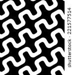 abstract black and white simple ... | Shutterstock . vector #221577514