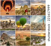 Hot Air Balloons In Cappadocia...