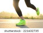 healthy lifestyle fitness... | Shutterstock . vector #221632735