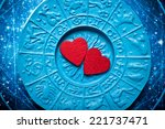 love for astrology | Shutterstock . vector #221737471