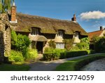 Thatched Cottage  Thornton Le...
