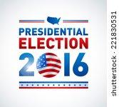 2016 Usa Presidential Election...