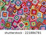 Pattern Of Granny Squares