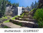 Mist Trail  Yosemite National...