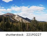 a view on mt. rose | Shutterstock . vector #22193227