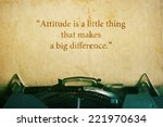 life quote. inspirational quote ...   Shutterstock . vector #221970634