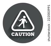 caution wet floor sign icon....