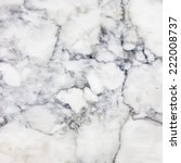 white marble texture background ... | Shutterstock . vector #222008737