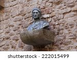 Постер, плакат: Dante Alighieri monument in