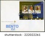 portugal   circa 2010  a stamp...   Shutterstock . vector #222022261