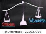 strength concept | Shutterstock . vector #222027799