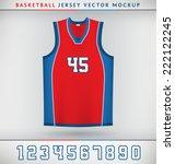 realistic vector mock up of...   Shutterstock .eps vector #222122245