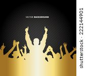 great poster   Shutterstock .eps vector #222144901