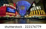 las vegas  nevada  usa  ... | Shutterstock . vector #222176779