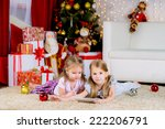 new year concept. christmas  x... | Shutterstock . vector #222206791