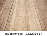 old brown wooden floor... | Shutterstock . vector #222239614