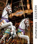 Colorful Vintage Carousel From...