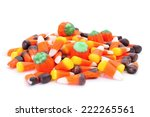A Pile Of Different Halloween...