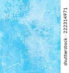 vector blue ice background. | Shutterstock .eps vector #222314971