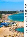 neptun jupiter  romania   july... | Shutterstock . vector #222371095